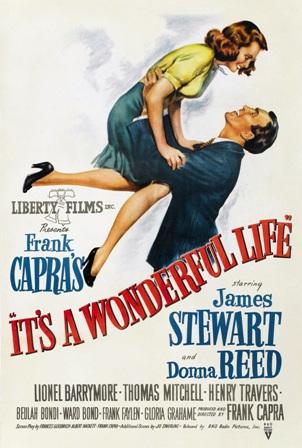Flashback: It's A Wonderful Life Poster