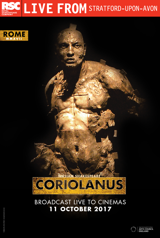Royal Shakespeare Company: Coriolanus