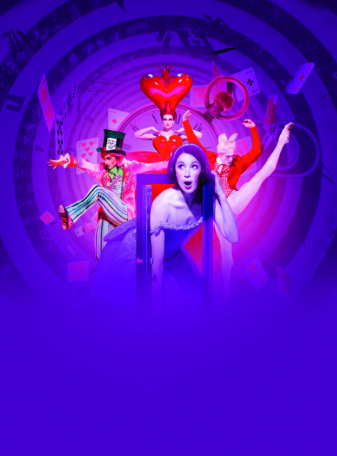 ROH: Alice's Adventures in Wonderland Poster