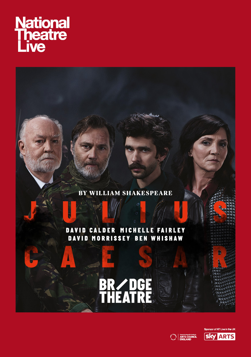 National Theatre Live: Julius Caesar Poster