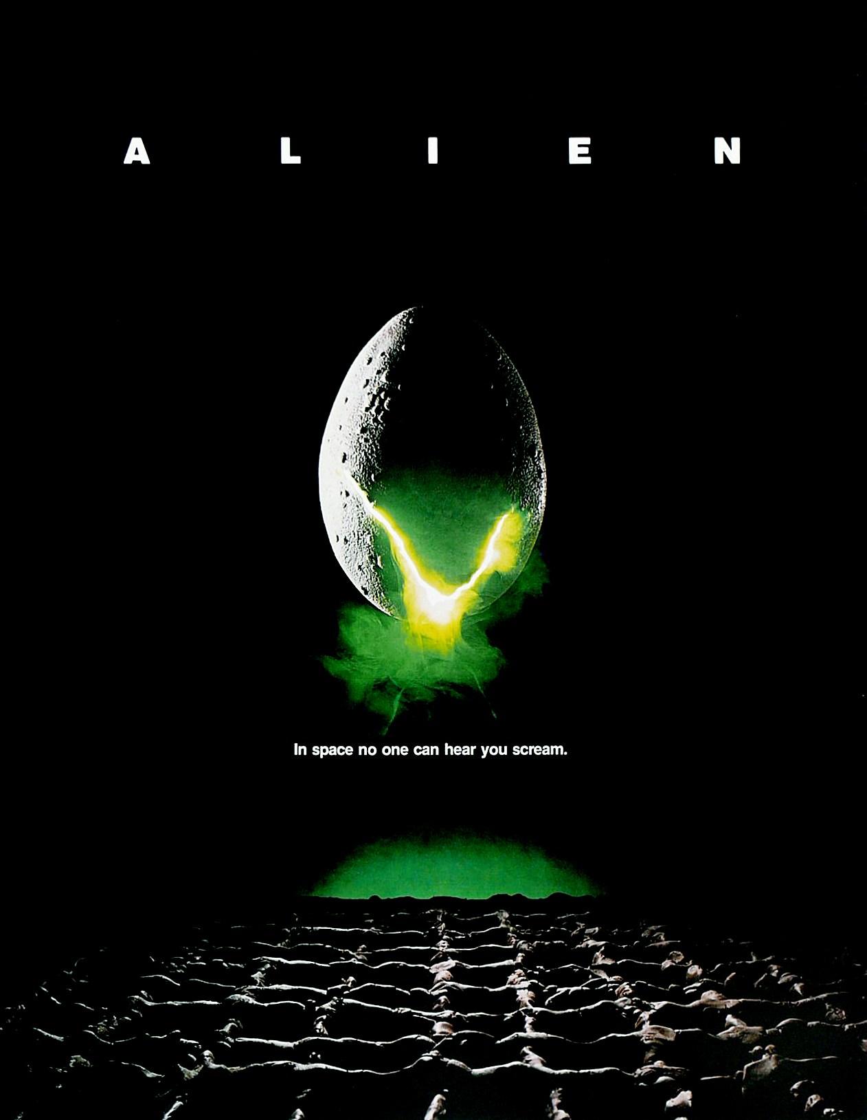 Flashback: Alien (1979) Poster