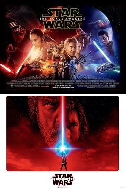 Star Wars Double Bill Poster