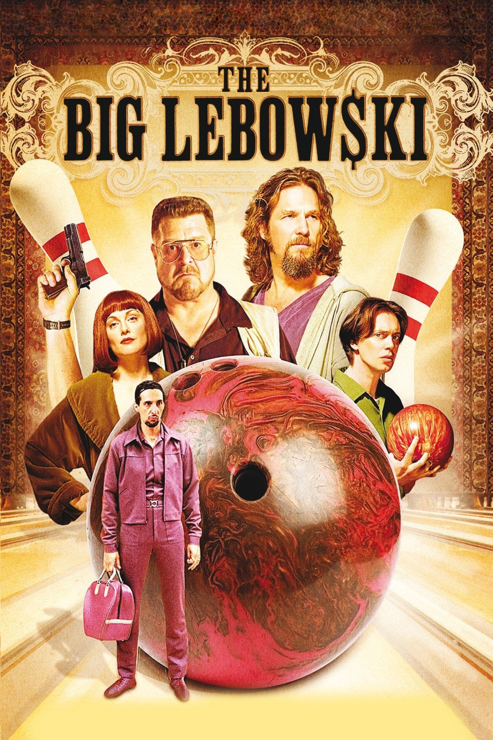 Flashback: The Big Lebowski Poster