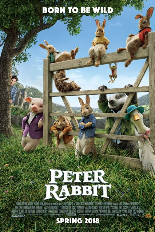 Peter Rabbit Poster