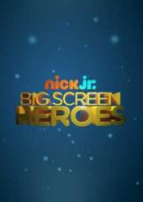 Big Screen Heroes Poster