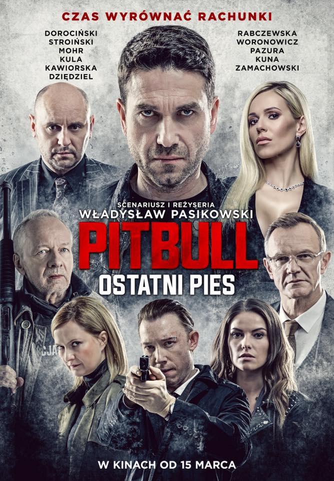 Pitbull: Ostatni Pies Poster