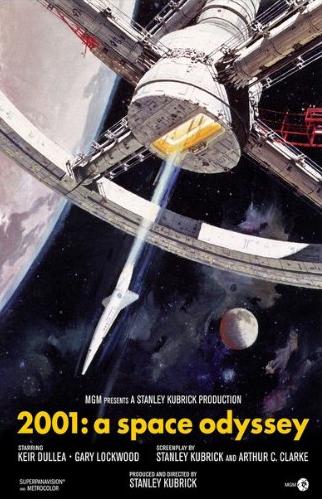 Flashback: 2001: A Space Odyssey
