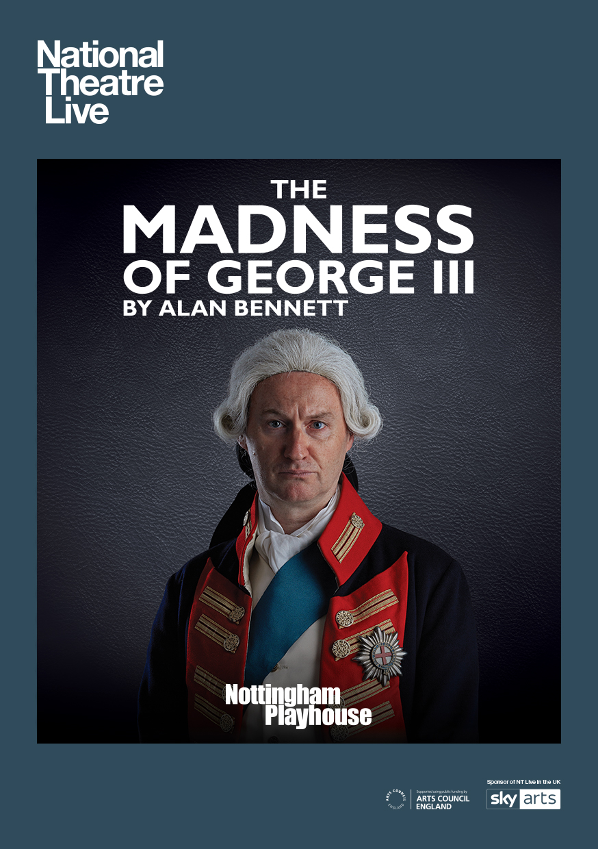 NT Live: The Madness of King George III Poster