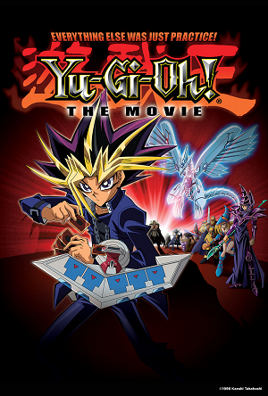 Yu-Gi-Oh! The Movie Poster