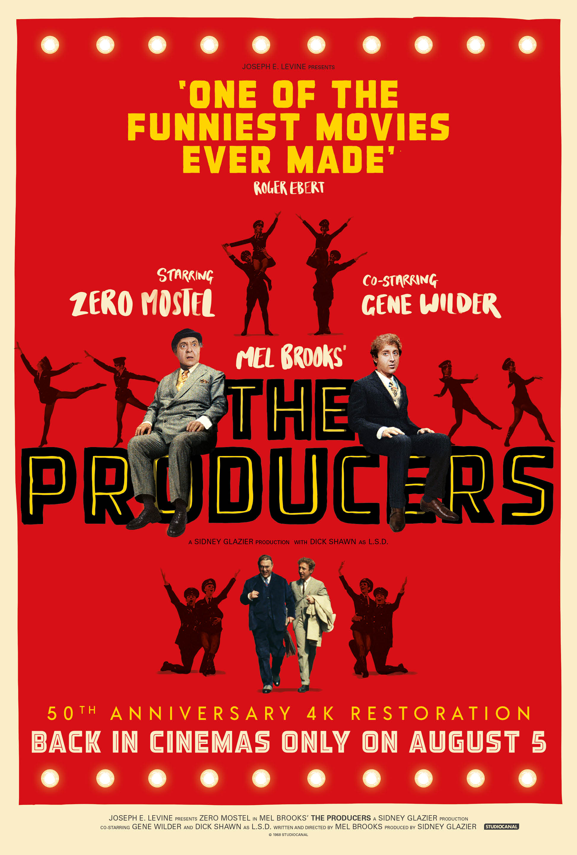 Flashback: The Producers 50th Anniversary