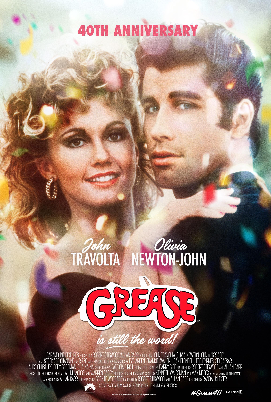 Flashback: Grease 40th Anniversary