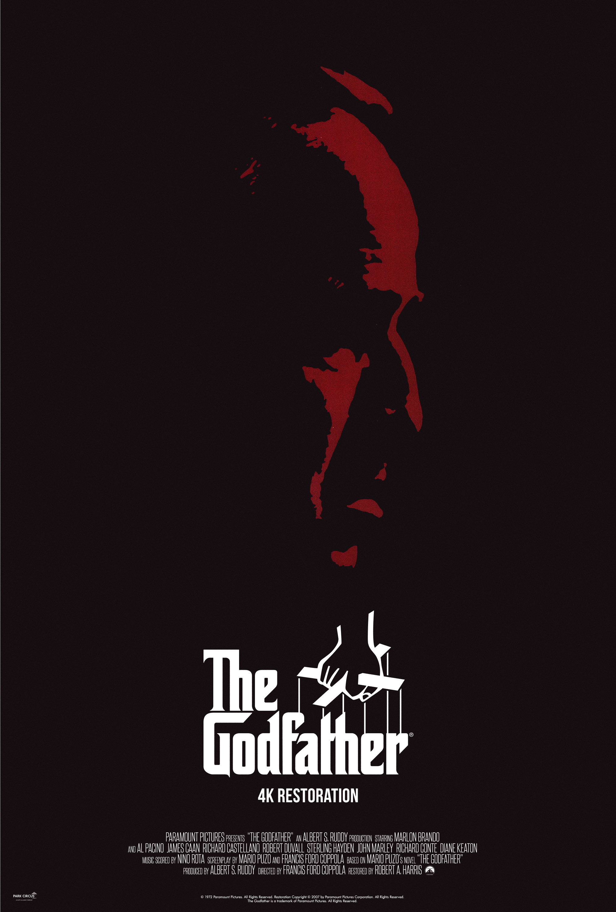 Flashback: The Godfather (1972) Poster