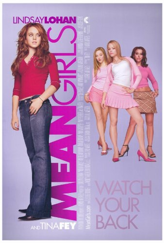 Flashback: Mean Girls (2004) Poster