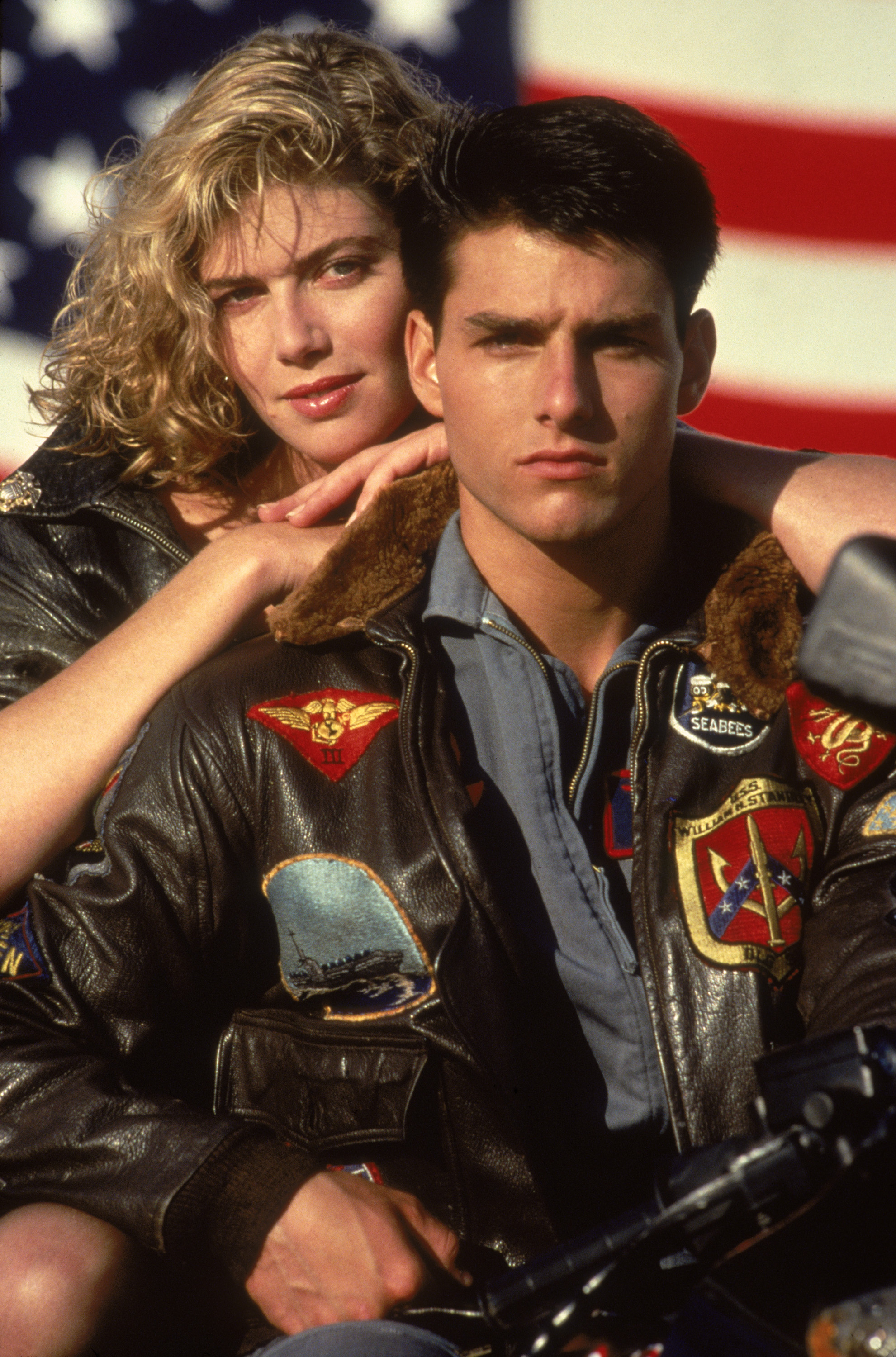 Flashback: Top Gun (1986) Poster