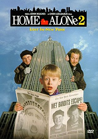 Flashback: Home Alone 2 - Lost in New York (1992) Poster