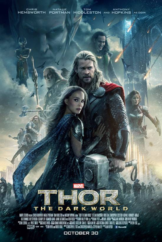 Marvel Festival: Thor: The Dark World Poster