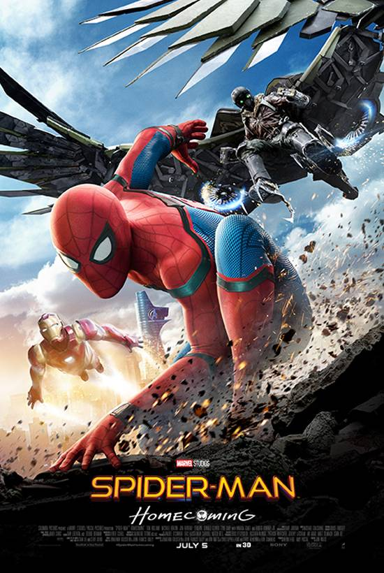 Marvel Festival: Spider-Man: Homecoming Poster