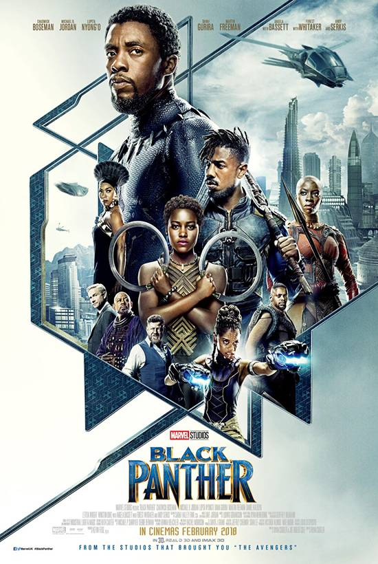 Marvel Festival: Black Panther Poster