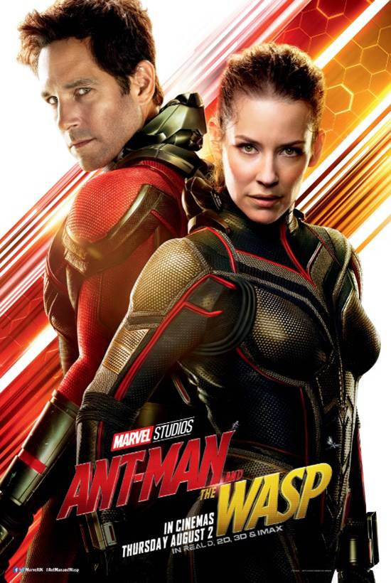 Marvel Festival: Ant-Man And The Wasp Poster