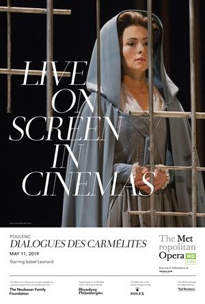 Met Opera: Dialogues des Carmélites Poster