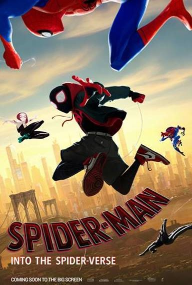 Spider-Man: Into The Spider-Verse 3D -Insider Only Poster