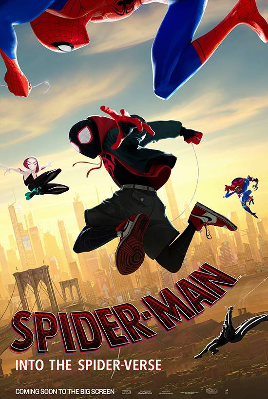 Spider-Man: Into The Spider-Verse (MediCinema) Poster