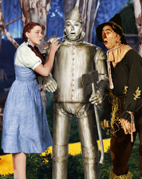 The Wizard of Oz (Flashback)