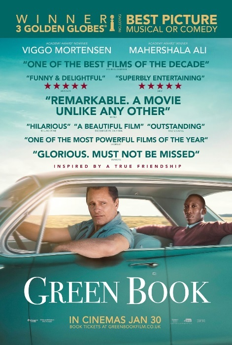 Green Book (Insider Advance Screening)