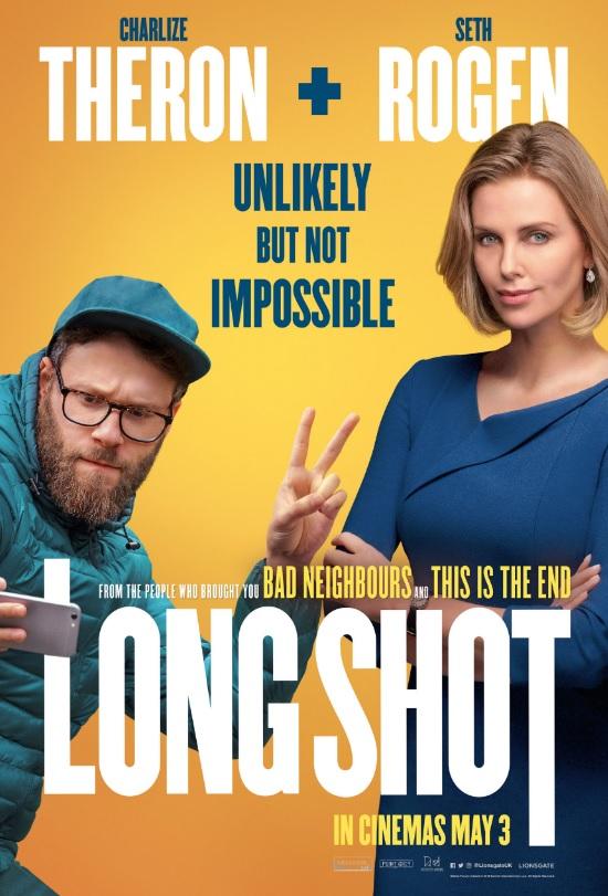 Long Shot Insider Advance Screening Poster