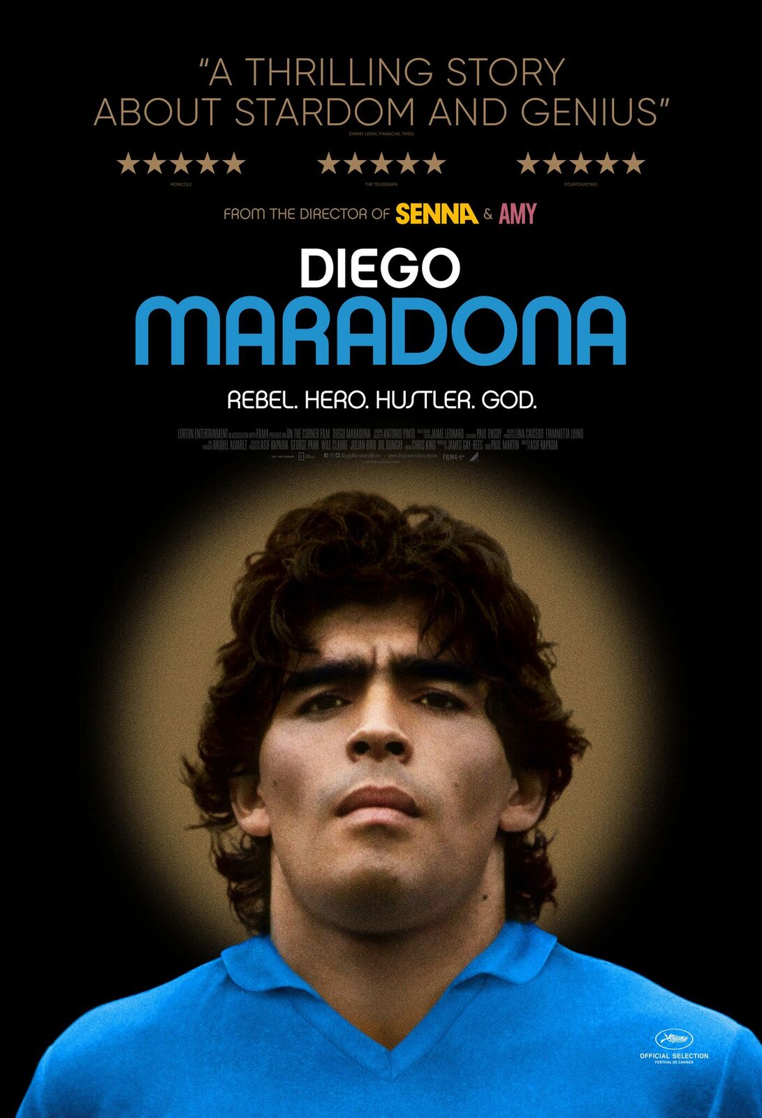 Diego Maradona (Insider Advance Screening)
