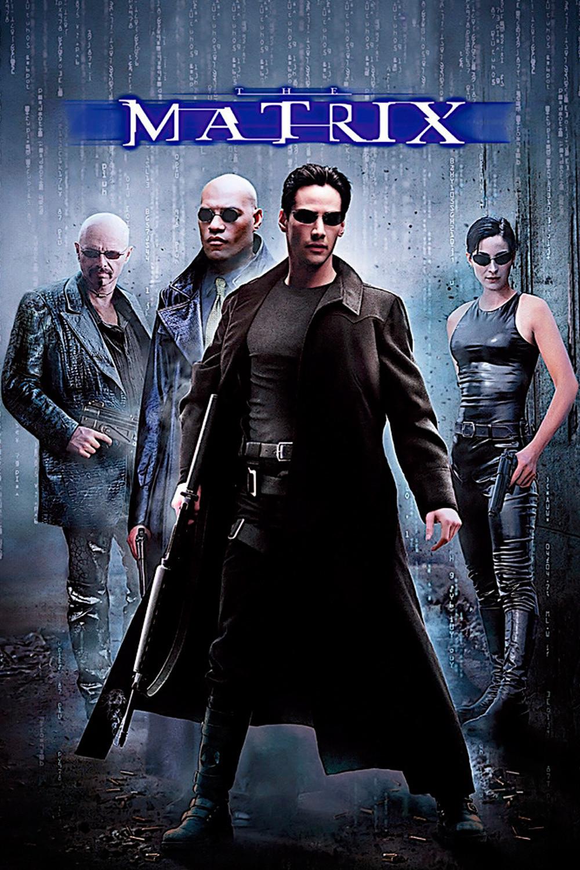 The Matrix (Flashback) Poster