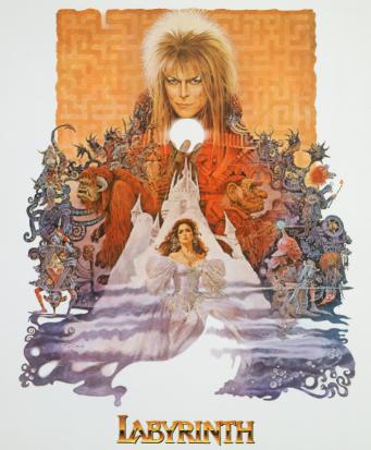 Labyrinth (Flashback) Poster