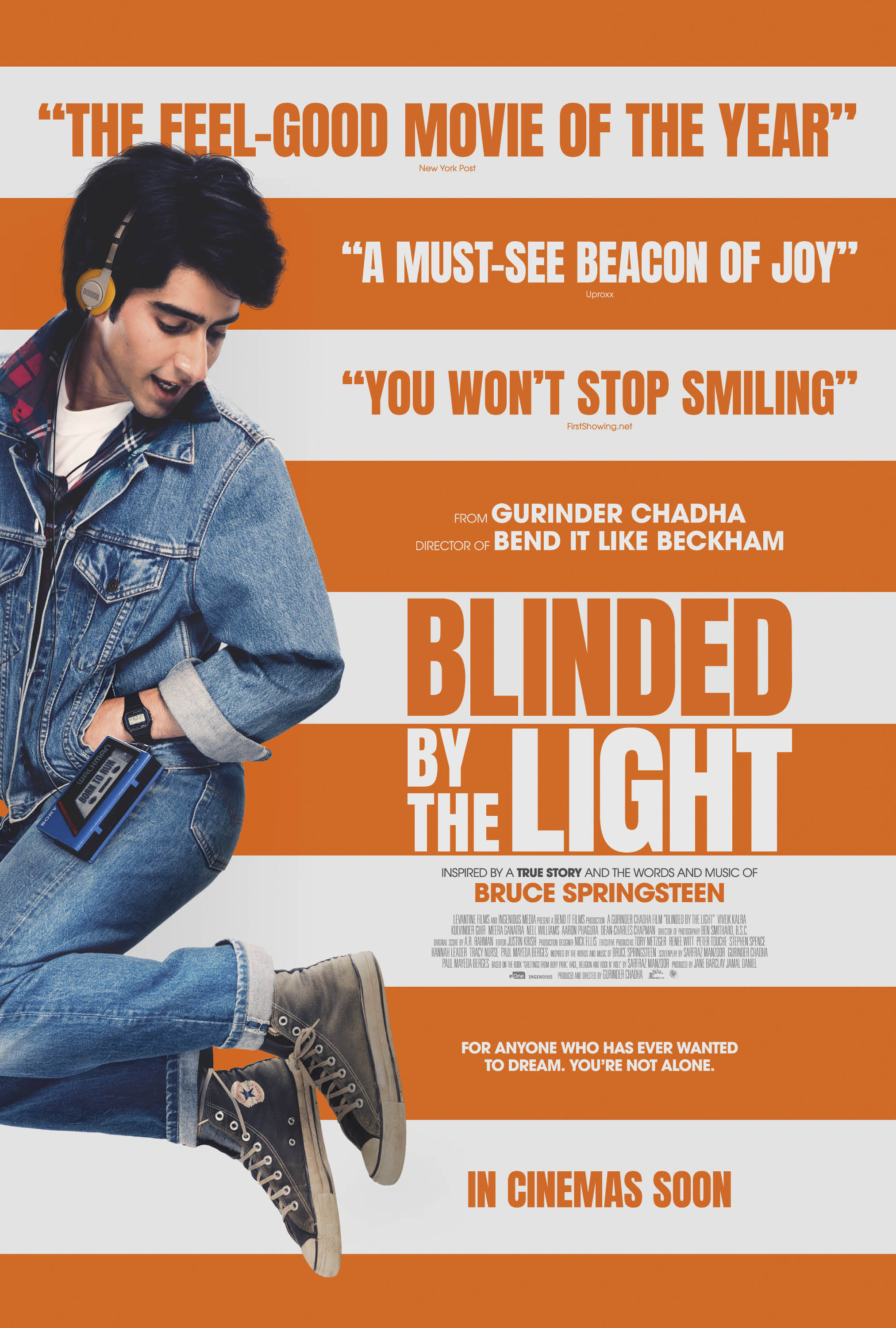 Blinded By The Light (Insider Advance Screening)