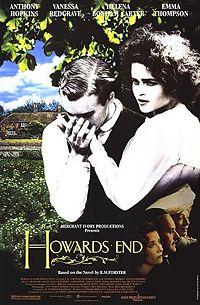 Howards End (Flashback) Poster