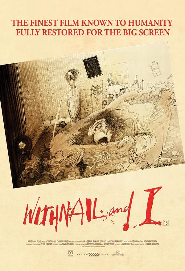 Withnail and I (Flashback) Poster