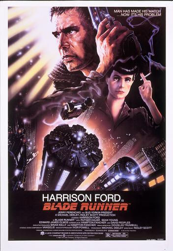Blade Runner (Flashback) Poster