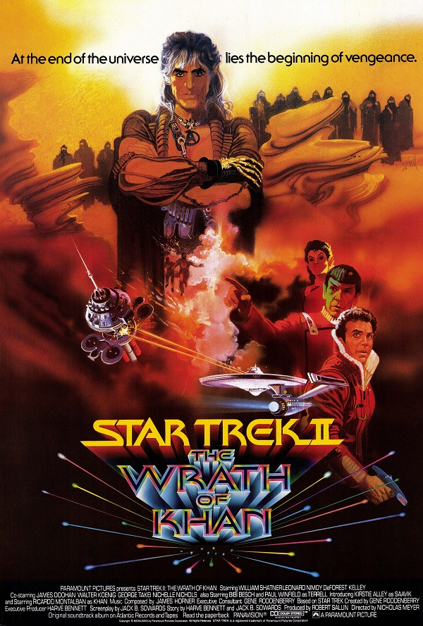 Star Trek II - The Wrath of Khan (Flashback)