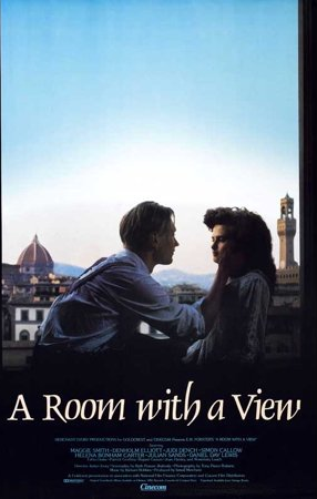 A Room with a View (Flashback) Poster