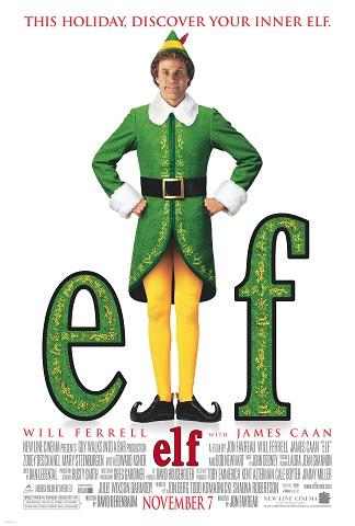 Elf (Flashback) Poster