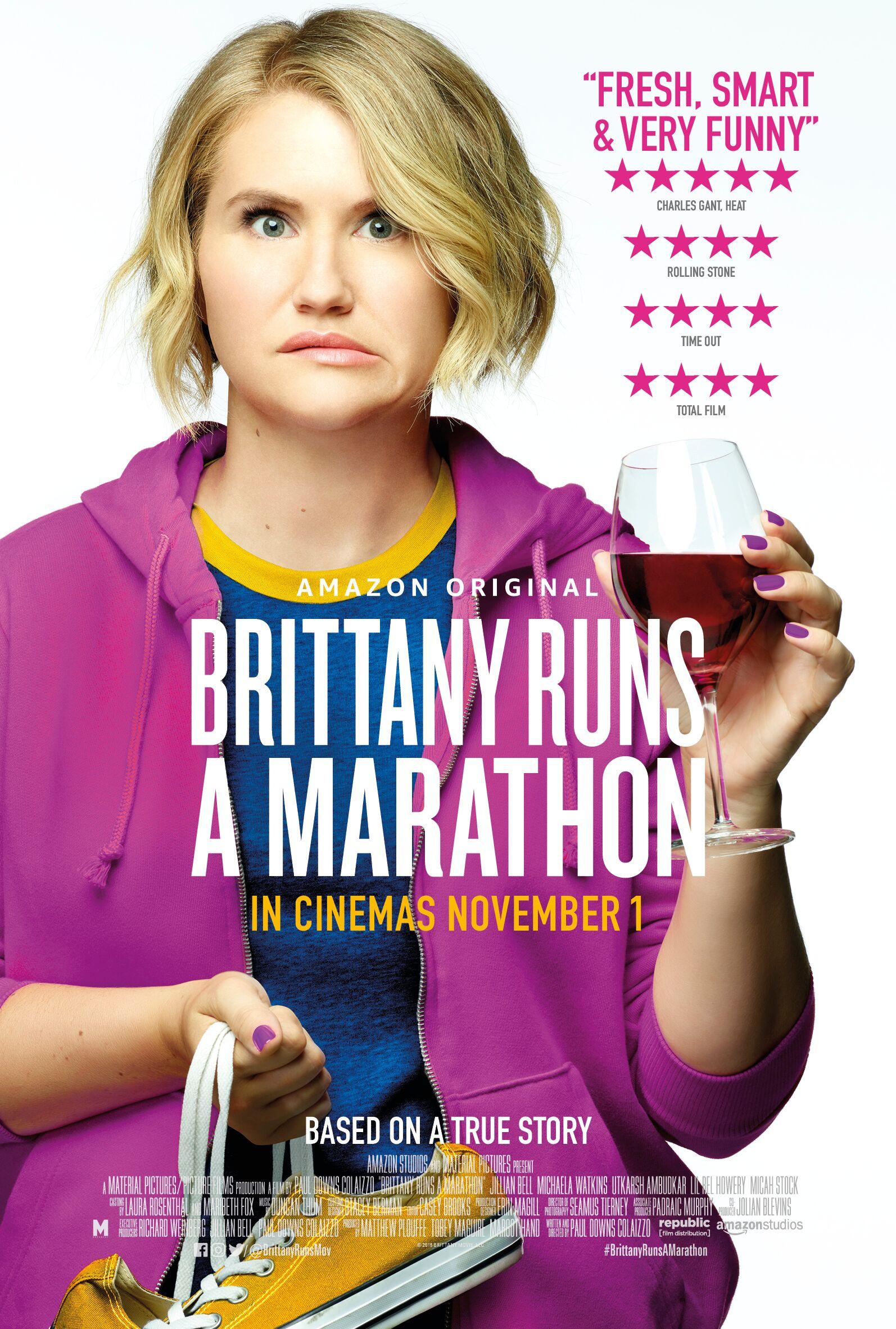 Brittany Runs A Marathon (Insider Screening)
