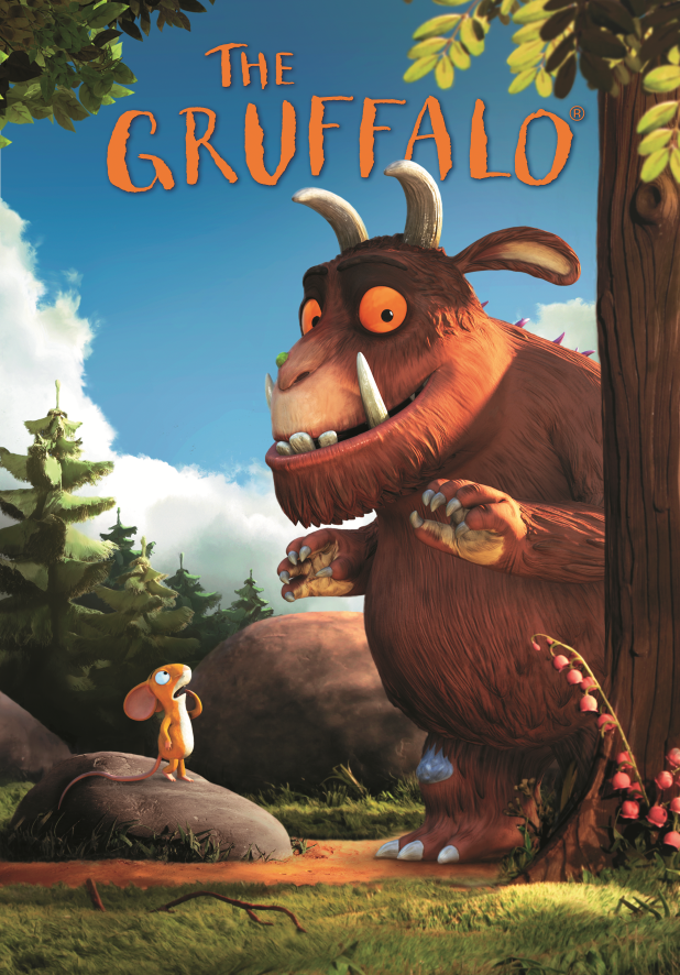 The Gruffalo & Room on the Broom Poster
