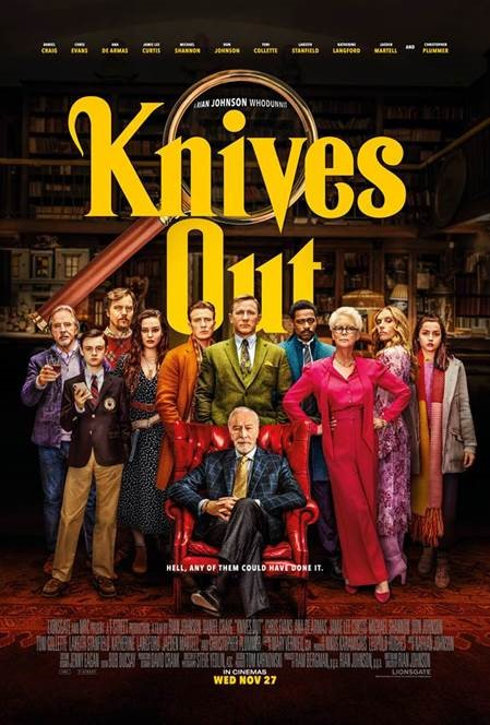 Knives Out (Insider Advance Screening)