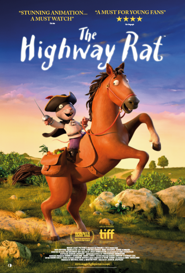 Zog & The Highway Rat (totally tots) Poster