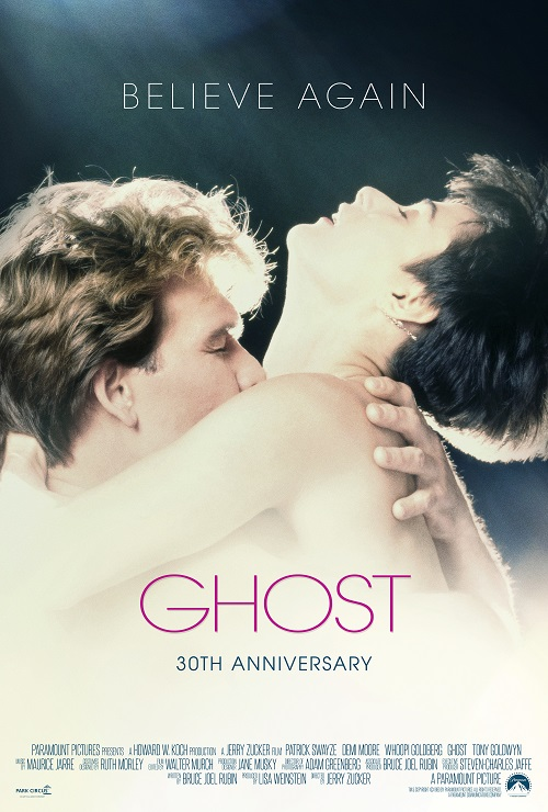 Ghost (Flashback) Poster