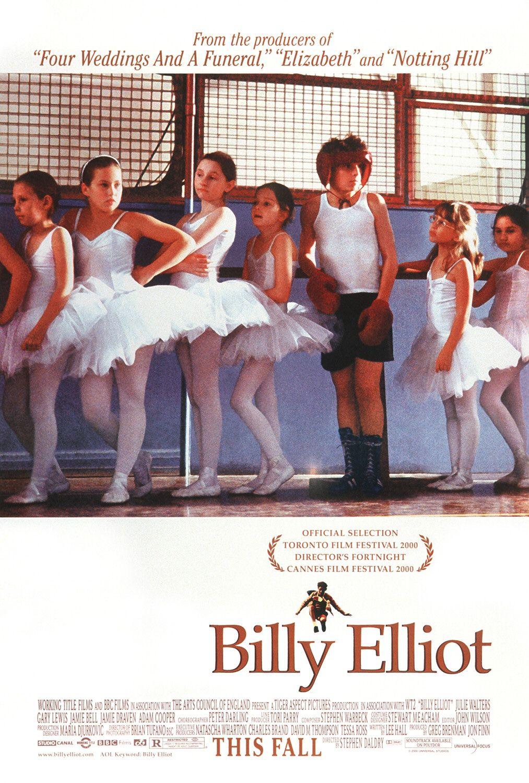 Billy Elliot (Flashback) Poster