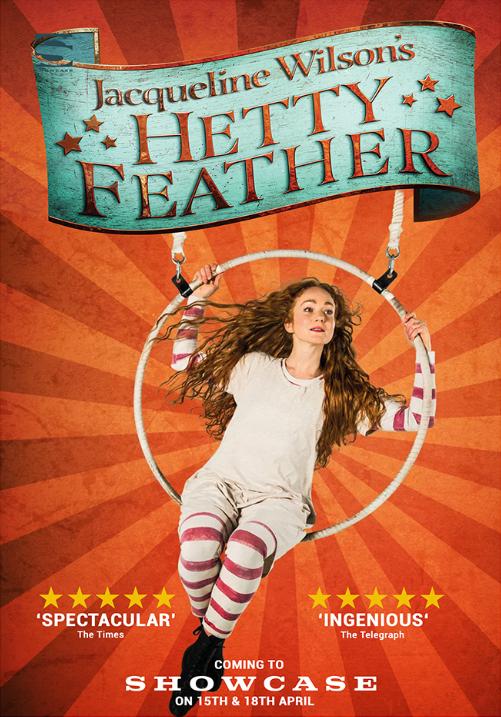Jacqueline Wilson's Hetty Feather Poster