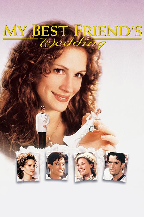 My Best Friend's Wedding (Flashback) Poster