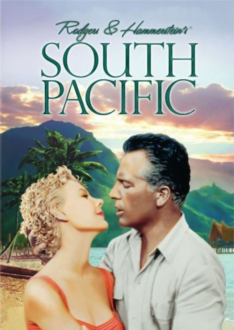 South Pacific (Flashback) Poster
