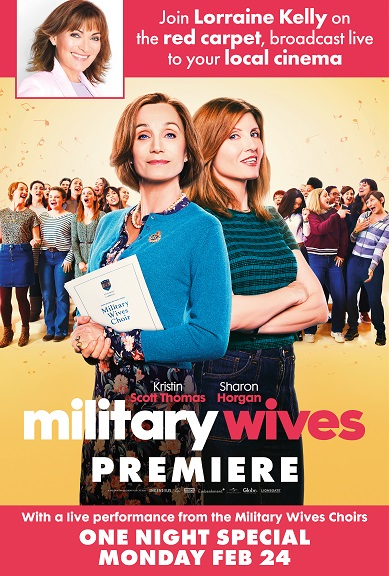 Military Wives - Premiere Poster