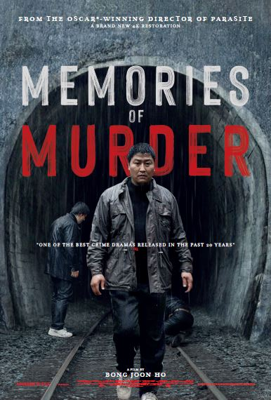 Memories Of Murder Spotlight Film Times And Info Showcase